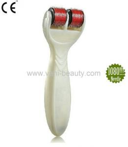double head body roller for skin treatment