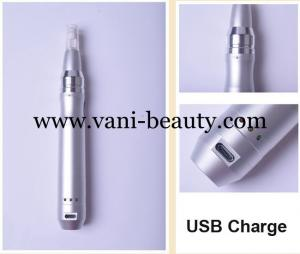 USB Rechargeable Derma Pen Electric Power Supply Micro Needling System