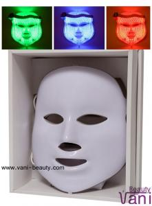 Electric LED Facial Mask Skin Rejuvenation Wrinkle Removal Beauty Machine PDT Anti-Aging Mask Therapy