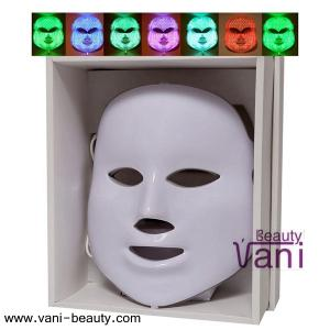 Skin Rejuvenation Photon Facial Mask Photodynamics PDT Therapy with Seven Color