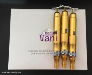 Auto ZGTS Dermapen with 24k Gold Beauty Stick