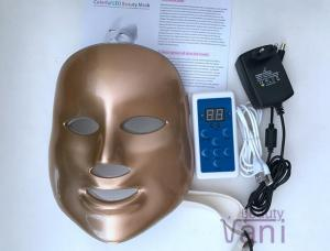 Seven LED Photon Beauty Facial Mask